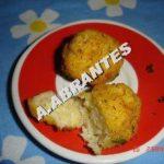Almondegas de Arroz Carolino