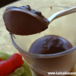 Pudim de Chocolate • Com Cuajada